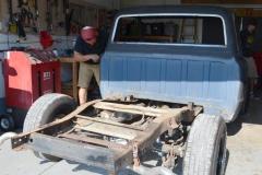 Chevy C10 Pickup Resto-mod