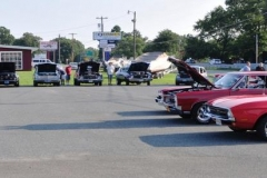 Easton Muscle & Custom Cruise-In August 2017
