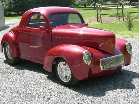 1940 Willys Outlaw