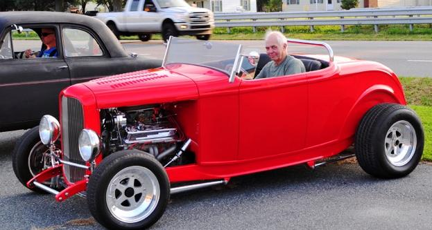 A photo taken at the Easton Muscle and Custom Cruise In August 2017