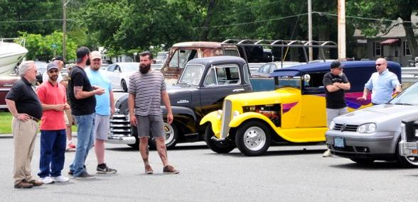 photo of Easton Muscle and Customs 2017 Cruise In